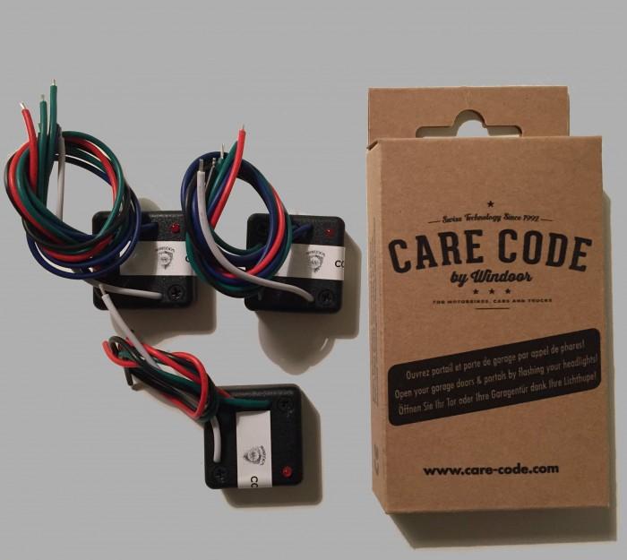 care-code-1-emetteurs-2-recepteur