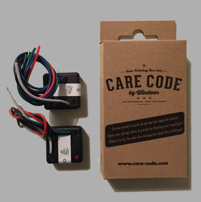 CARE-CODE KIT COMPLET — CC-K-U