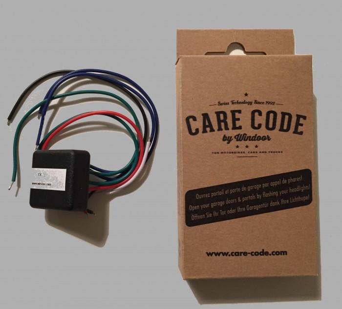 RÉCEPTEUR CARE-CODE — CC-REC-2